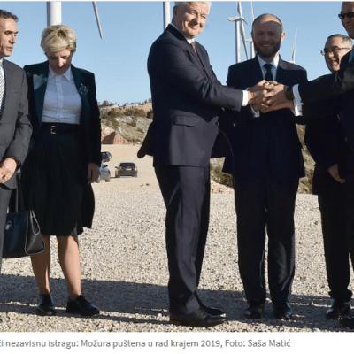 Sumnje oko Možure se gomilaju, a Vlada zabija glavu u pijesak