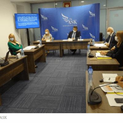 Saopštenje sa 31. sjednice Savjeta Agencije za sprječavanje korupcije