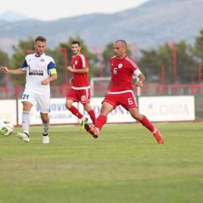 Golubović: Srećan sam zbog povratka na teren