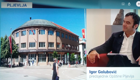 Igor Golubović – Covid 19 proteklih dana značajno pogoršao situaciju u Pljevljima