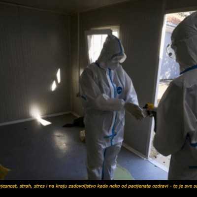 Kroz Infektivnu prošlo 200 pacijenata, gotovo svi kreveti popunjeni