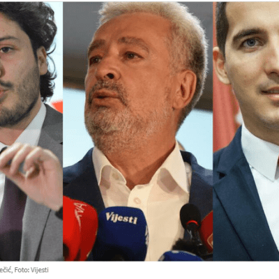 Političarima potpredsjednička mjesta u Vladi?