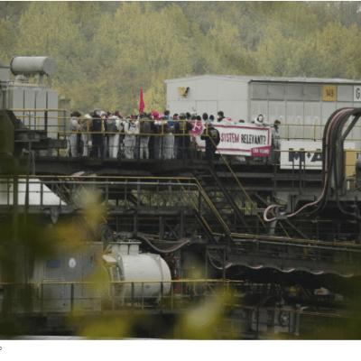 Protest protiv upotrebe uglja: Demonstranti provalili u rudnik u Njemačkoj