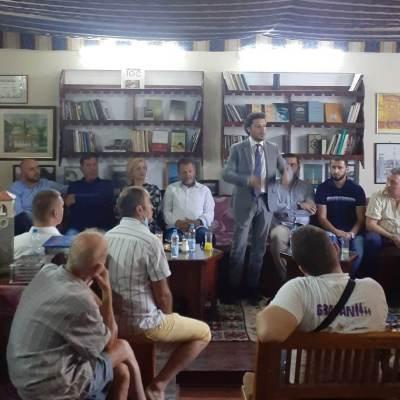 Abazović i Kalač poručili iz Pljevalja – Svim snagama ćemo zaštiti Bošnjake i multietničku Crnu Goru