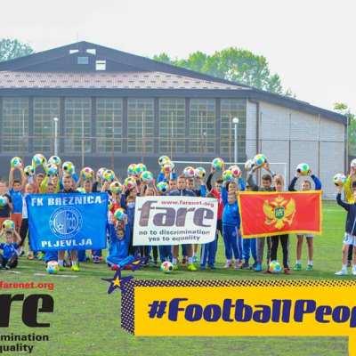 """U okviru """"Fare #Football people weeks 2020"""": Breznica bila domaćin prijateljskih utakmica dječaka i djevojčica"""