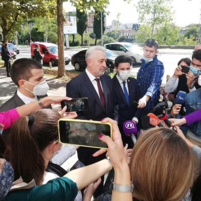 Abazović: Dobili smo obećanje od Đukanovića da neće praviti opstrukcije