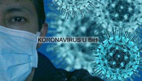 BiH: Još sedamnaest žrtava korone, 606 novih slučajeva