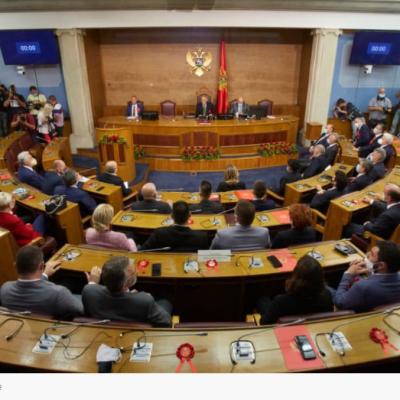 Zbog PzP-a danas se neće birati potpredsjednik Skupštine: Prioritet sastav Vlade
