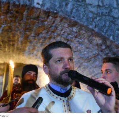 Perović: Stiče se utisak da Medojević preuzima anti-crkveni manir od svojih dojučerašnjih protivnika