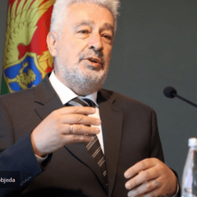 Krivokapić uskoro formira Demohrišćansku stranku?