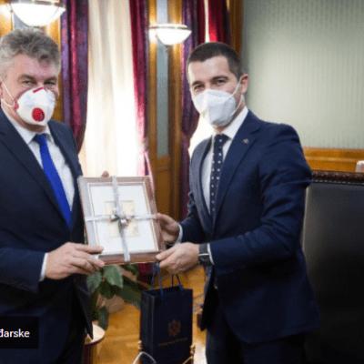 Bečić: Proces pristupanja Crne Gore u EU ostaje prioritet buduće vladajuće većine