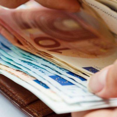 Prosječna zarada u septembru iznosila 524 eura
