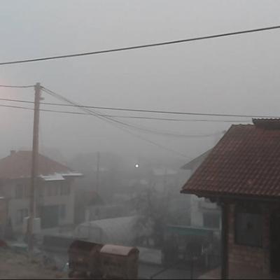 Agencija za zaštitu prirode i životne sredine izdala obavještenje o  kvalitetu vazduha u Pljevljima