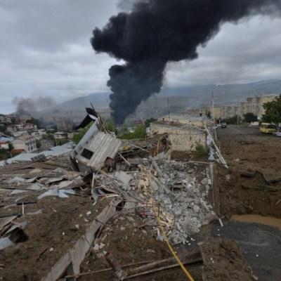Jermenija i Azerbejdžan dogovorili prekid vatre