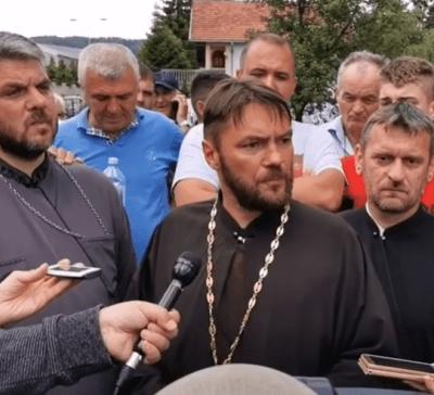 Ukinuto rješenje o DEPORTACIJI o. Saše Janjića iz Pljevalja!