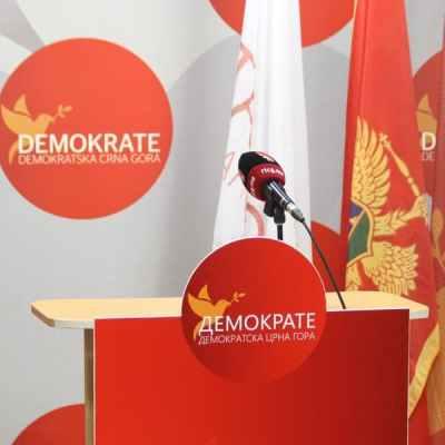 Demokrate: Nismo učestvovali u izradi sporazuma, predložen je od GP URA