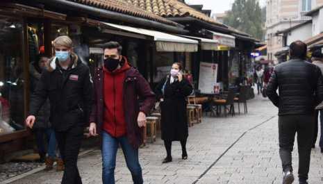 U BiH 1.279 novozaraženih koronavirusom, 34 preminulih