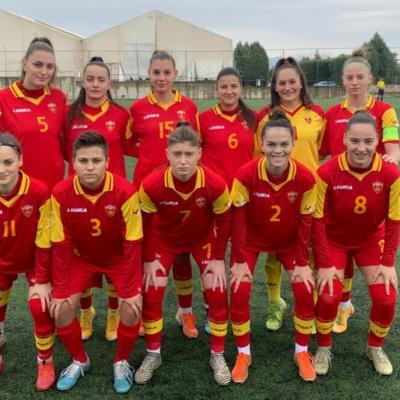 Dva gola Jelene Karličić u remiju U19 ženske reprezentacije