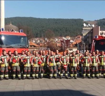 Vatrogasci transportovali četiri osobe od kojih dvoje maloljetne djece od Bukovice do Pljevalja