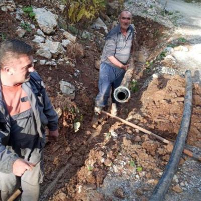 Azbestne cijevi van upotrebe nakon 57 godina