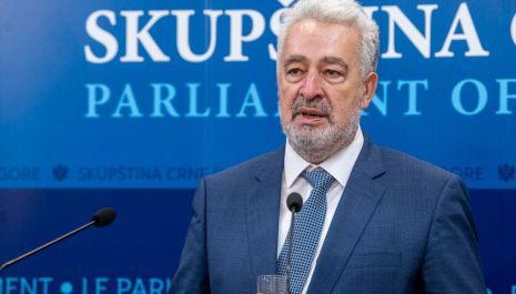 Krivokapić sjutra predstavlja sastav Vlade