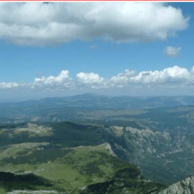 LJUBIŠNJA Bogatstvo i moć prirode na 2238 metara nadmorske visine (FOTO)
