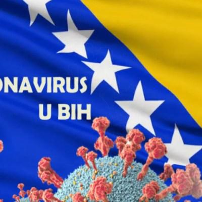 U BiH još 780 zaraženih, preminulo 25 osoba