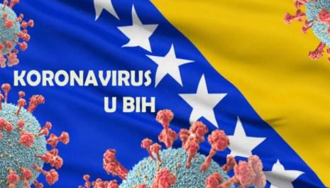 BiH: Još 896 zaraženih,  preminule 23 osobe