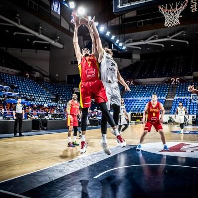 CG bolja od Njemačke, još korak do Eurobasketa
