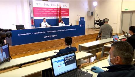 Abdić: Građani, javite se na vrijeme, na respiratoru šanse za preživljavanje manje od 10 odsto