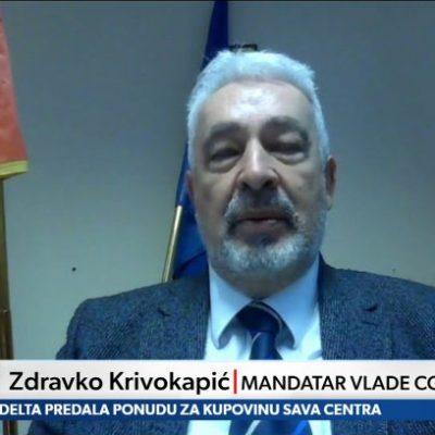 Krivokapić: Bez Abazovića ne bismo ni pričali o novoj Vladi