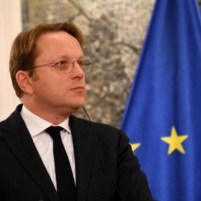 Varhelji: Pozdravljam put ka EU nove Vlade