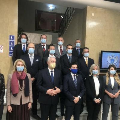 Crna Gora dobila 42. vladu, Krivokapić premijer