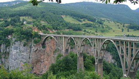 Koliko Crnu Goru košta rekonstrukcija mosta na Đurđevića Tari?