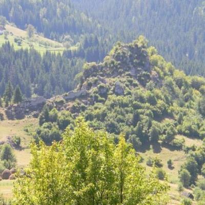 Srednjovjekovni grad Koznik