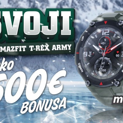 Uz MeridianPay osvoji Smart Watch!