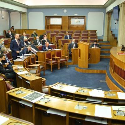 Pristup bankovnim računima ne daju 33 poslanika