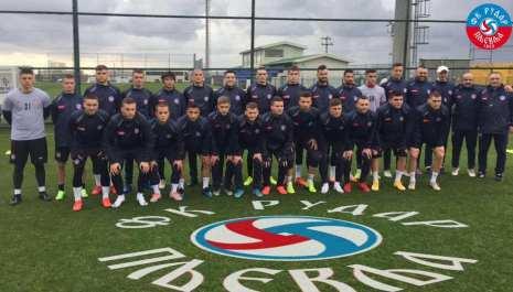 Fudbaleri Rudara stigli u Antaliju