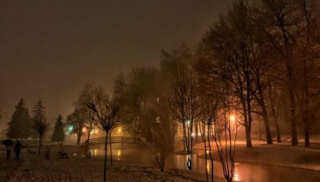Sjutra slab snijeg, temperatura konstantno u minusu