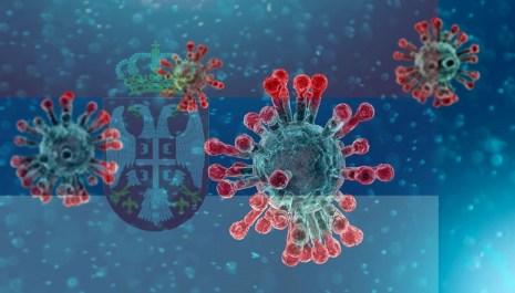 Koronavirus u Srbiji: Preminulo 19 pacijenata, koronavirus potvrđen kod 2.080 osoba