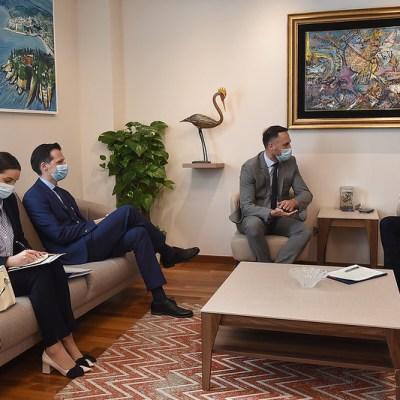 Abazović sa Američkom privrednom komorom: Pozivam američke investitore da ulažu u Crnu Goru