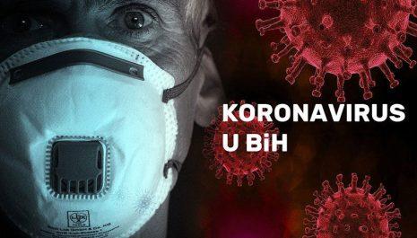 U BiH još 621 osoba pozitivna na koronavirus, 28 ljudi preminulo