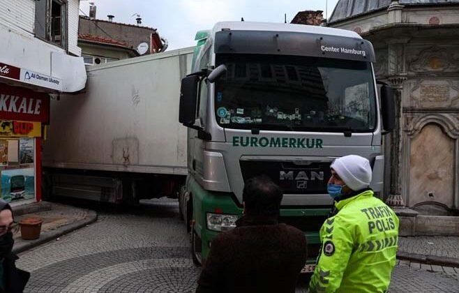 Kamiondžija iz Srbije napravio haos na ulicama Istanbula i svi se pitaju KAKO MU JE OVO POŠLO ZA RUKOM