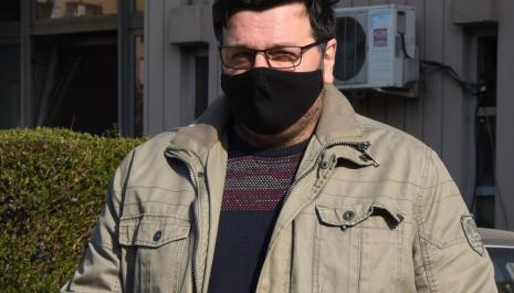 Milovac: Prijava Vukovića protiv mene je odraz nemoći