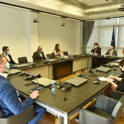 Abazović i Sekulović sa novoimenovanim pomoćnicima UP: Od vas tražimo posvećenost, profesionalizam i efikasnost