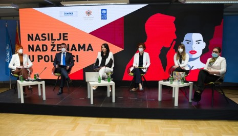 Održana konferencija posvećena Nasilju nad ženama u politici