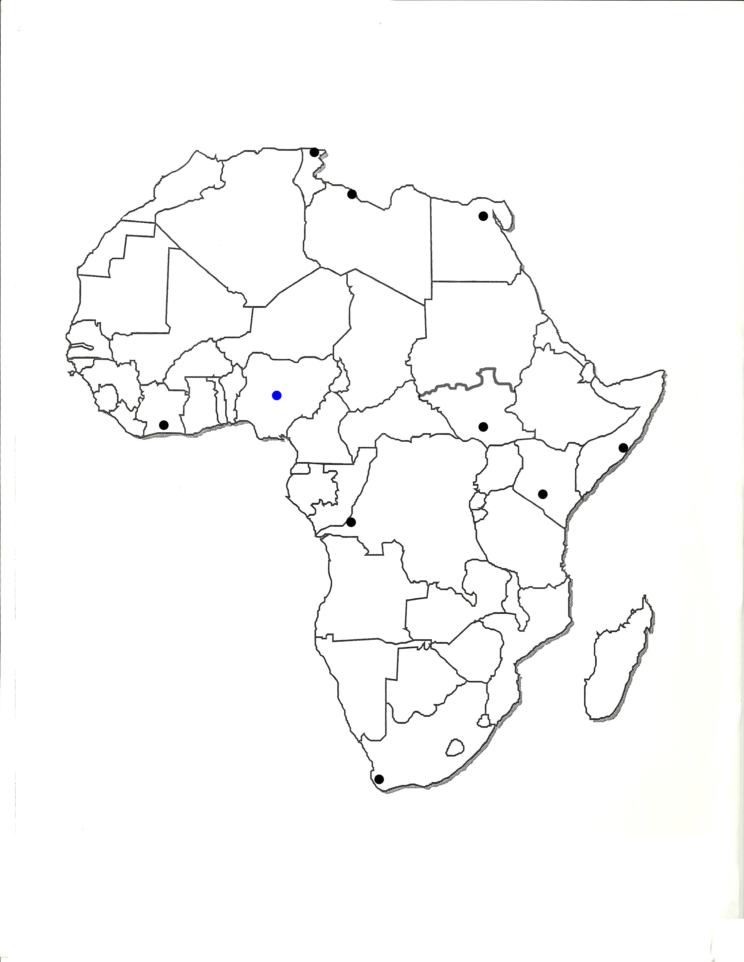 Unit3africa Mr Reid Geography For Life