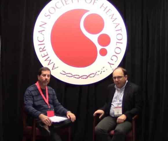 Dr Heinz Gisslinger Treating MPNs w/ Interferon | PV Reporter