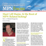 MPN Focus MD Anderson Newsletter - PV Reporter