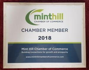 MPN Cancer Connection joins the Mint Hill Chamber of Commerce